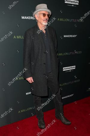 Editorial picture of 'A Million Little Pieces' film premiere, Arrivals, The London, Los Angeles, USA - 04 Dec 2019