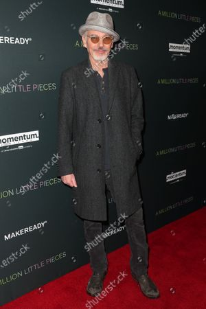 Editorial photo of 'A Million Little Pieces' film premiere, Arrivals, The London, Los Angeles, USA - 04 Dec 2019