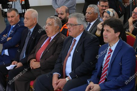 Opening of the second and third phase of the desalination plant in Deir al-Balah central of Gaza Strip