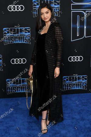 Editorial photo of 'Spies in Disguise' film premiere, Arrivals, El Capitan Theatre, Los Angeles, USA - 04 Dec 2019