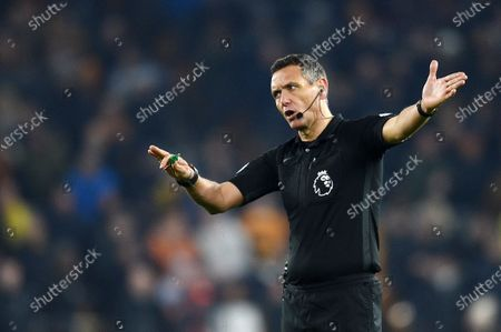 Stock Picture of Referee Andre Marriner