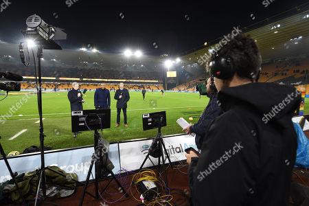 Editorial photo of Wolverhampton Wanderers v West Ham, Premier League, Football, Molineux Stadium, Wolverhampton, UK - 04 Dec 2019