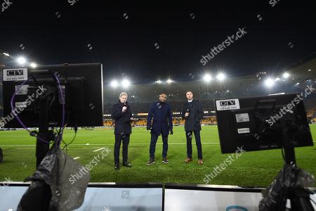 Editorial image of Wolverhampton Wanderers v West Ham, Premier League, Football, Molineux Stadium, Wolverhampton, UK - 04 Dec 2019