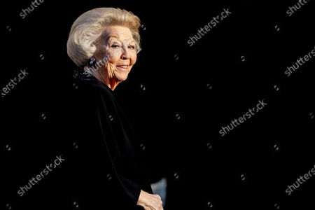 Dutch Princess Beatrix arrives for the presentation of the Great Prince Claus Award 2019 (unseen) to visual artist Kamala Ibrahim Ishag from Sudan, in Amsterdam, The Netherlands, 04 December 2019.