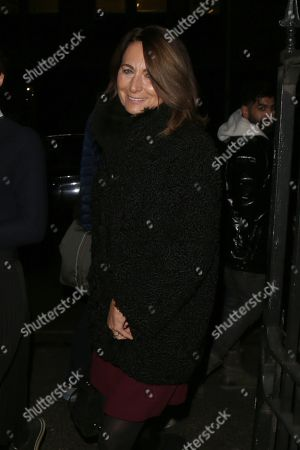 Stock Image of Carole Middleton