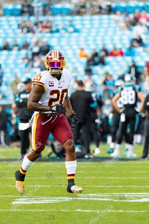 Editorial picture of Redskins Panthers Football - 01 Dec 2019