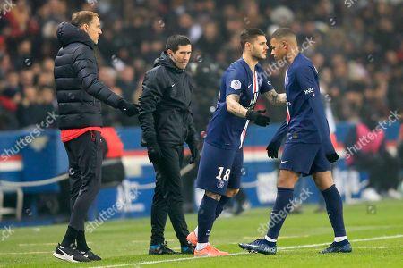Editorial photo of Soccer League One, Paris, France - 04 Dec 2019