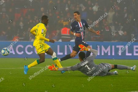 Editorial image of Soccer League One, Paris, France - 04 Dec 2019