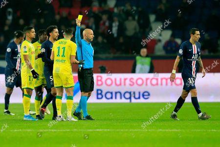 Editorial picture of Soccer League One, Paris, France - 04 Dec 2019