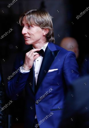 Editorial image of Ballon d'Or awards, Theatre du Chatelet, Paris, France - 02 Dec 2019