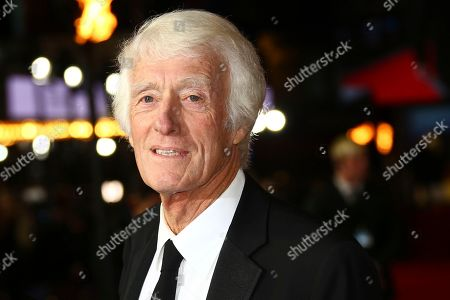 Roger Deakins poses for photographers upon arrival at the World premiere of the film '1917', in central London
