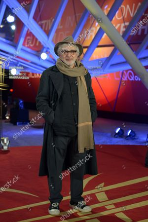 Stock Photo of Elia Suleiman attends the screening of 'It Must Be Heaven' during the 18th annual Marrakech International Film Festival, in Marrakech, Morocco, 04 December 2019. The film festival runs from 29 November to 07 December 2019.