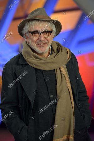 Elia Suleiman attends the screening of 'It Must Be Heaven' during the 18th annual Marrakech International Film Festival, in Marrakech, Morocco, 04 December 2019. The film festival runs from 29 November to 07 December 2019.