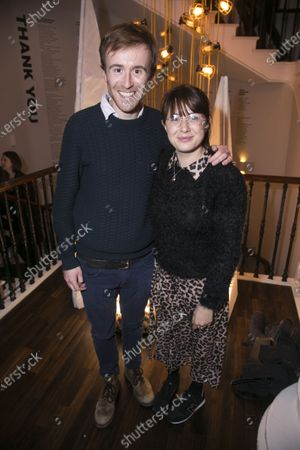 John Heffernan and Rosie Wyatt