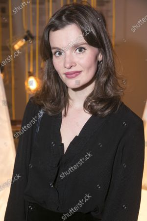 Stock Image of Emily Barber