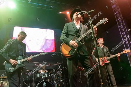 Editorial picture of The Libertines in concert at the 02 Academy, Leeds, UK - 04 Dec 2019
