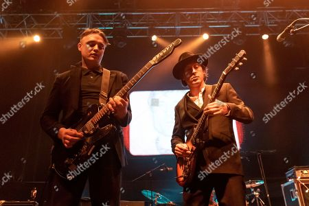 Editorial image of The Libertines in concert at the 02 Academy, Leeds, UK - 04 Dec 2019