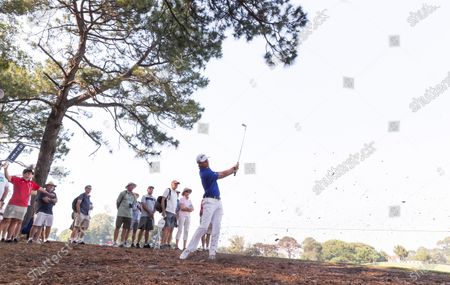 Editorial picture of Australian Open golf championships in Sydney, Australia - 05 Dec 2019