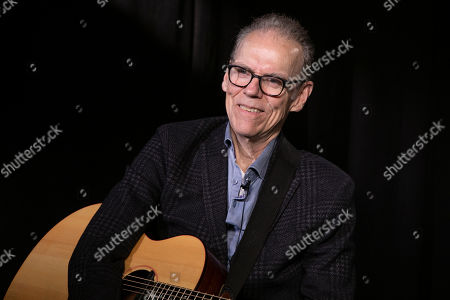 Editorial picture of John Hiatt, New York, USA - 11 Oct 2019