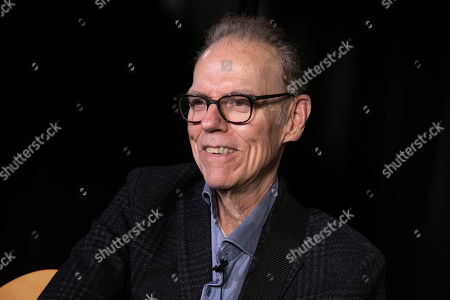 "Stock Picture of This photo shows singer, songwriter John Hiatt during an interview in New York to promote his box set ""Only the Song Survives,"" available on Friday"