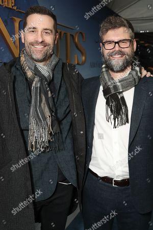 Todd Lieberman and Jules Claassen