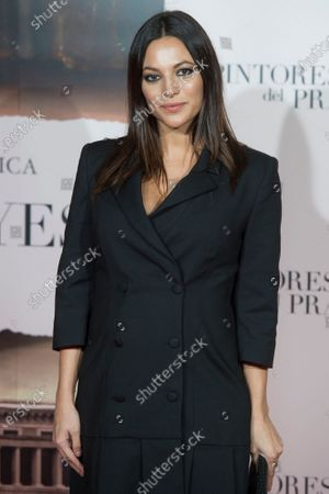Editorial image of 'The Prado Museum: A Collection of Wonders' film premiere, Madrid, Spain - 04 Dec 2019