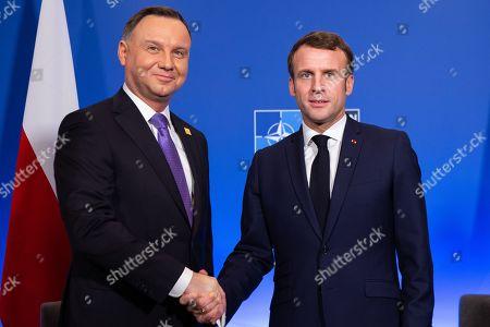 Editorial image of NATO 70th Anniversary Summit, London, UK - 04 Dec 2019