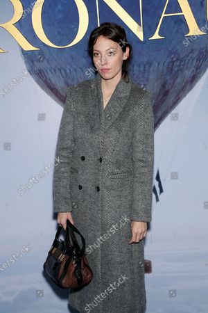 """Editorial picture of The New York Premiere of Amazon's """"The Aeronauts"""", New York, USA - 04 Dec 2019"""