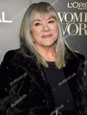 Stock Picture of Judy Winter attends the 14th annual L'Oreal Paris Women of Worth Gala at the Pierre Hotel, in New York