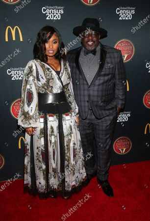 Angell Conwell, Cedric the Entertainer