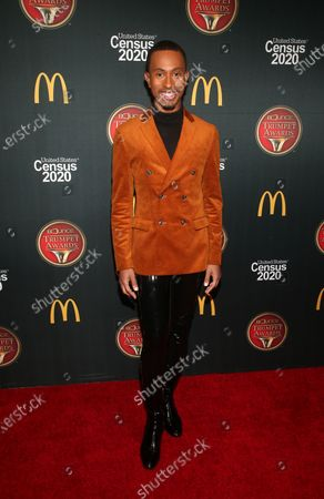 Editorial image of 28th Annual Bounce Trumpet Awards, Los Angeles, USA - 04 Dec 2019