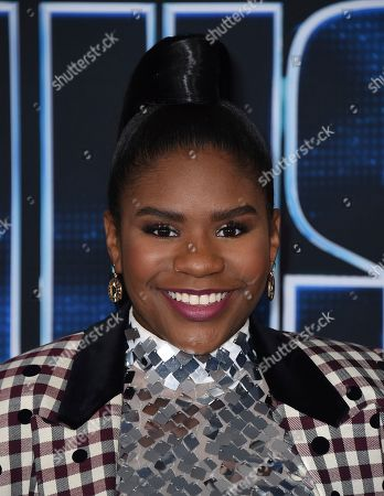"""Editorial photo of World Premiere of """"Spies in Disguise"""", Los Angeles, USA - 04 Dec 2019"""