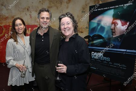 Pamela Koffler (Producer), Mark Ruffalo and Christine Vachon (Producer)