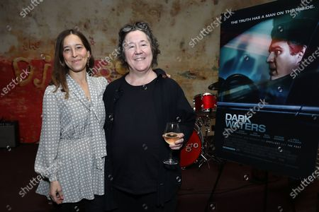 Stock Image of Pamela Koffler (Producer) and Christine Vachon (Producer)