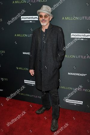 """Billy Bob Thornton attends a special screening of """"A Million Little Pieces,"""" at the London Hotel, in Los Angeles"""