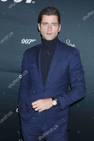 Editorial photo of Worldwide debut of the new OMEGA James Bond watch, New York, USA - 04 Dec 2019