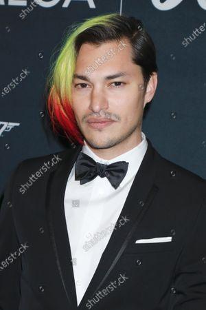 Stock Picture of Zach Villa