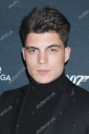 Stock Picture of Zane Holtz