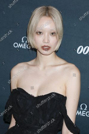 Stock Picture of Fernanda Ly