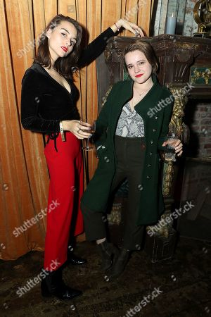 """Editorial picture of The New York Premiere of Amazon's """"The Aeronauts"""" - After Party, New York, USA - 04 Dec 2019"""