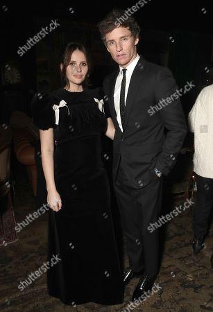 Editorial photo of Amazon Studios 'The Aeronauts' film premiere, After Party, New York, USA - 04 Dec 2019