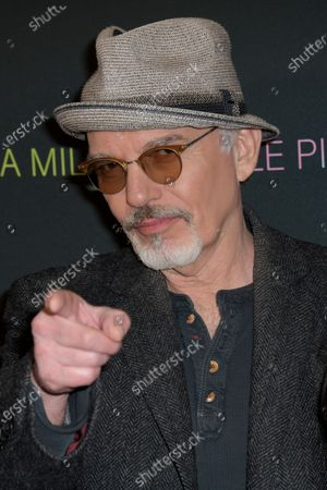 Billy Bob Thornton arrives at the premiere of the movie 'A Million Little Pieces' at The London hotel in Los Angeles, California, USA, 04 December 2019.