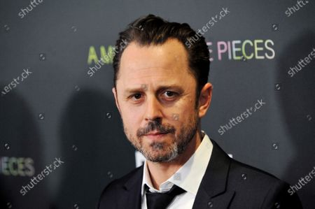 Giovanni Ribisi arrives at the premiere of the movie 'A Million Little Pieces' at The London West Hollywood at Beverly Hills in Los Angeles, California, USA, 04 December 2019.