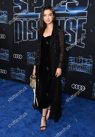 Editorial image of 'Spies in Disguise' film premiere, Arrivals, El Capitan Theatre, Los Angeles, USA - 04 Dec 2019