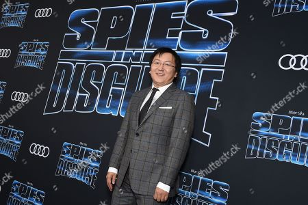 Editorial picture of 'Spies in Disguise' film premiere, Arrivals, El Capitan Theatre, Los Angeles, USA - 04 Dec 2019