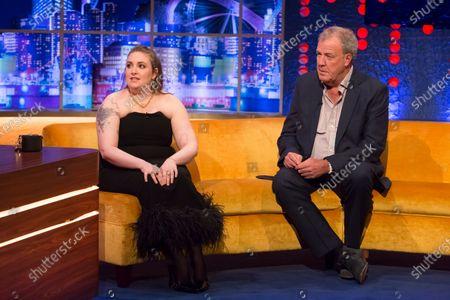Lena Dunham, Jeremy Clarkson