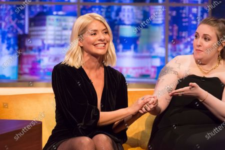 Editorial picture of 'The Jonathan Ross Show', TV show, Series 15, Episode 13, London, UK - 07 Dec 2019