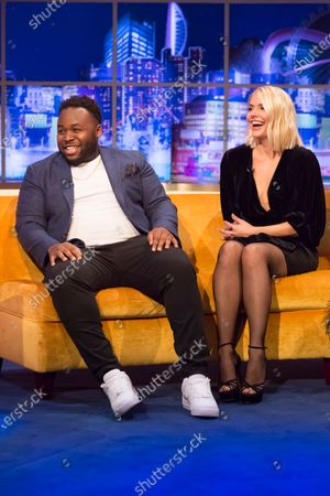 Editorial image of 'The Jonathan Ross Show', TV show, Series 15, Episode 13, London, UK - 07 Dec 2019