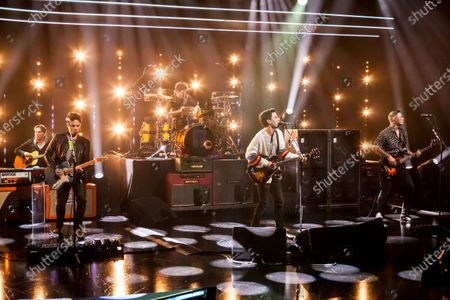 Editorial photo of 'The Jonathan Ross Show', TV show, Series 15, Episode 13, London, UK - 07 Dec 2019