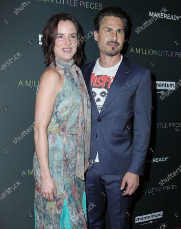 Editorial photo of 'A Million Little Pieces' film premiere, Arrivals, Los Angeles, USA - 04 Dec 2019